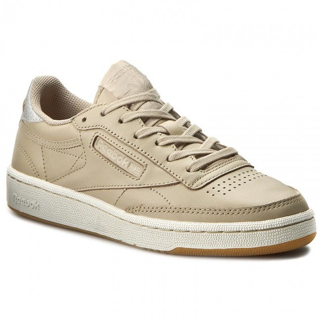 Shoes Reebok - Club C 85 Diamond BD4426 Oatmeal/Chalk/Gum