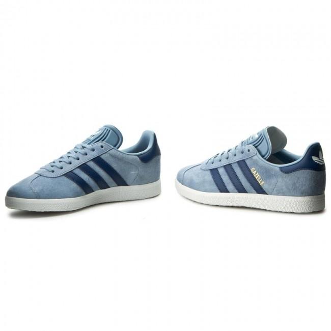 Shoes adidas - Gazelle W BA7657 Tacblu/Mysblu/Ftwwht