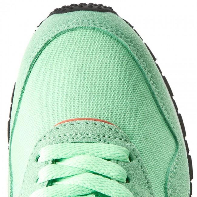 327620c9 Shoes Reebok - Cl Nylon Slim Hv BD1781 Mint/Bottle Green/Wht/Pnk - Sneakers  - Low shoes - Women's shoes - www.efootwear.eu