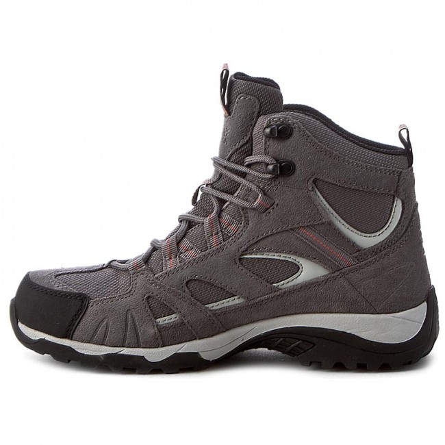 Trekker Boots JACK WOLFSKIN Vojo Hike Mid Texapore Women 4011371 Grapefruit