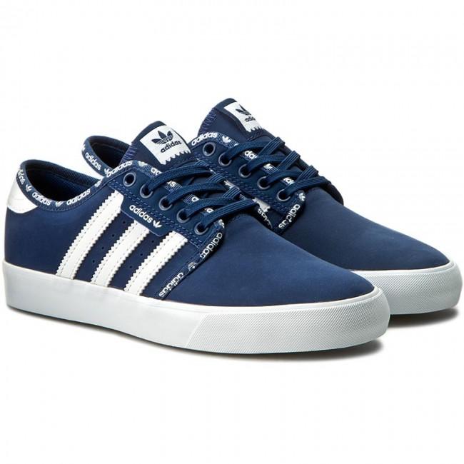 scarpe adidas seeley bb8459 mysblu / ftwwht / ftwwht