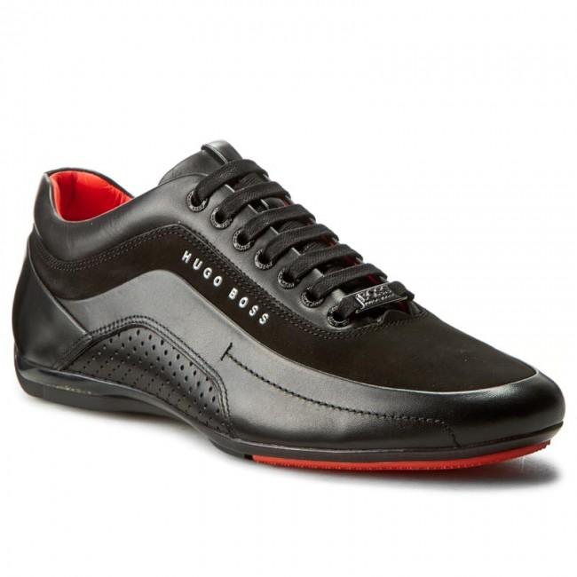 cd3b430f Shoes BOSS - HB Racing 50307934 10188026 01 Black 001 - Casual - Low ...