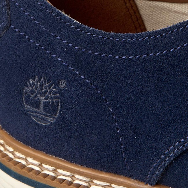 Shoes TIMBERLAND Naples Trail Oxford A17GD Navy