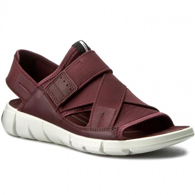 8abd32321 Sandals ECCO - Intrinsic Sandal 84200352999 Bordeaux Bordeaux ...