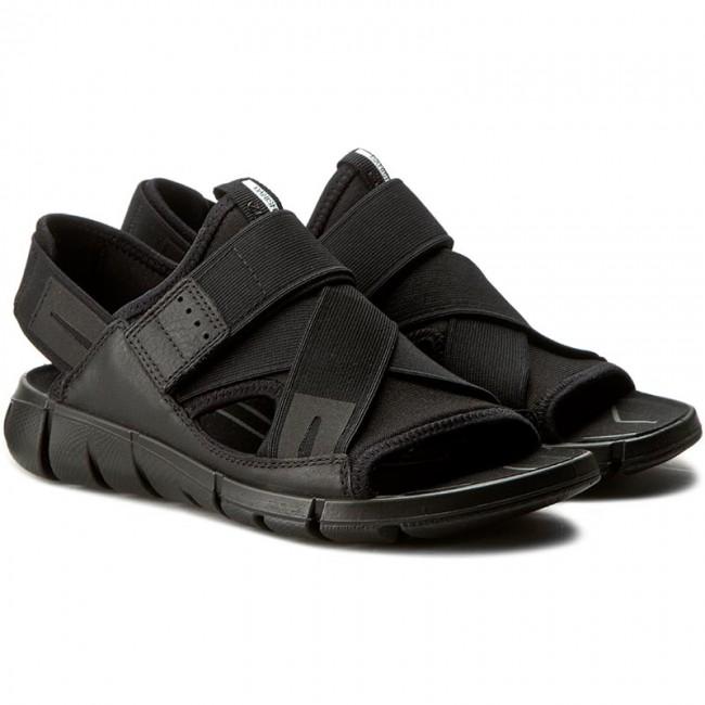 Sandalen ECCO - Intrinsic Sandal 84200351052 Black/Black Snf1Onq