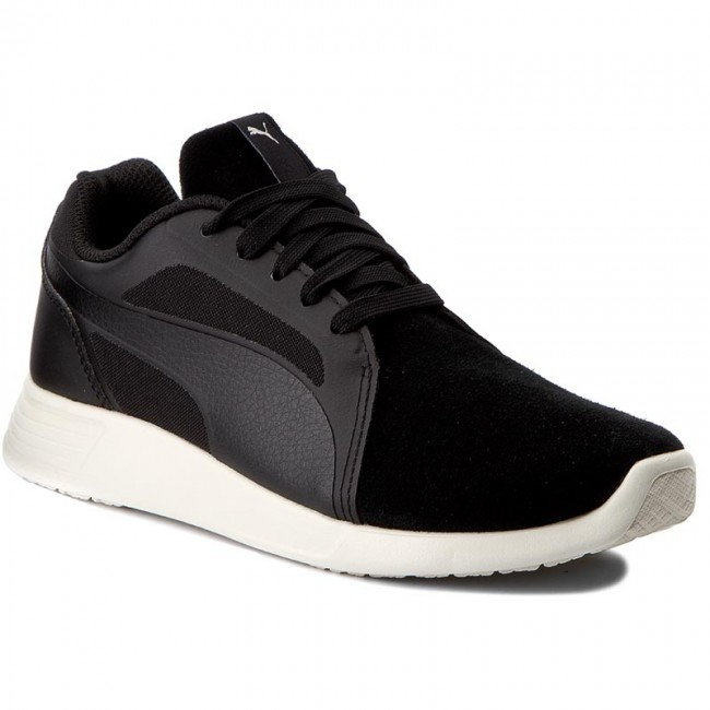 Sneakers PUMA - St Trainer Evo Sd 360949 01 Black/Black