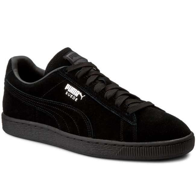 Sneakers PUMA - Suede Classic+ 352634 77 Black Dark Shadow ... 10f62bc93c72