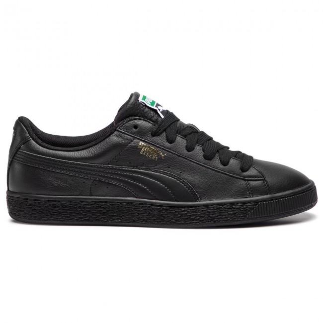 Sneakers PUMA Basket Classic Lfs 354367 19 BlackTeam Gold