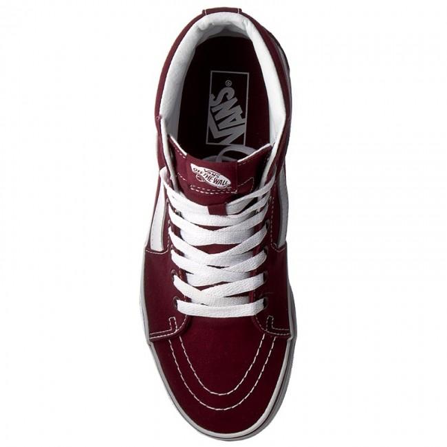 Sneakers VANS Sk8 Hi VN0A38GEJX5 (Canvas) Port Royale
