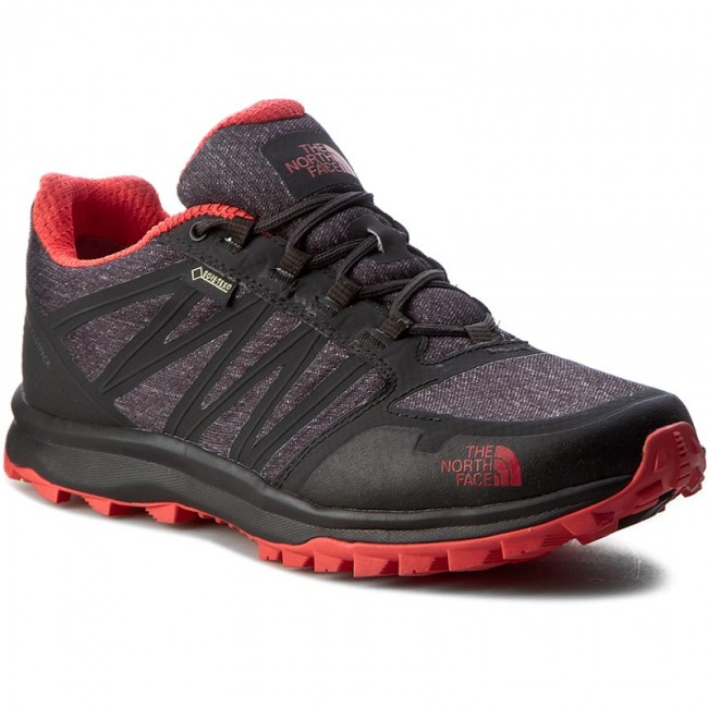 Womens Litewave Fastpack Gore-Tex Low Rise Sneakers The North Face pDZcHn3rv7