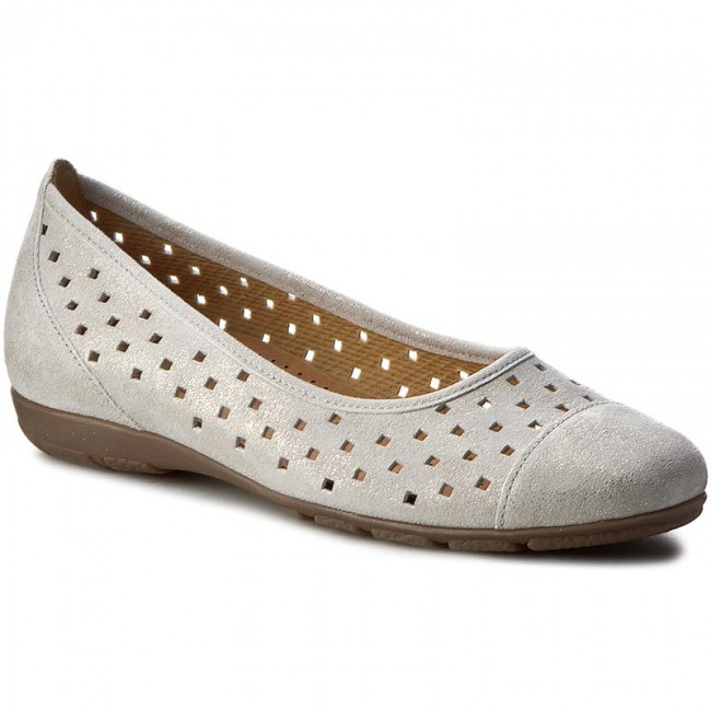 b1c9dd6f237 Shoes GABOR - 64.169.61 Puder - Flats - Low shoes - Women s shoes ...