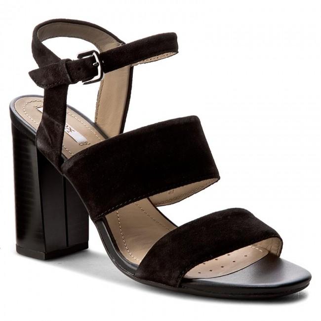 00022 Audalies Sandals A D Black Geox San C9999 H D724wa R0AaqxA