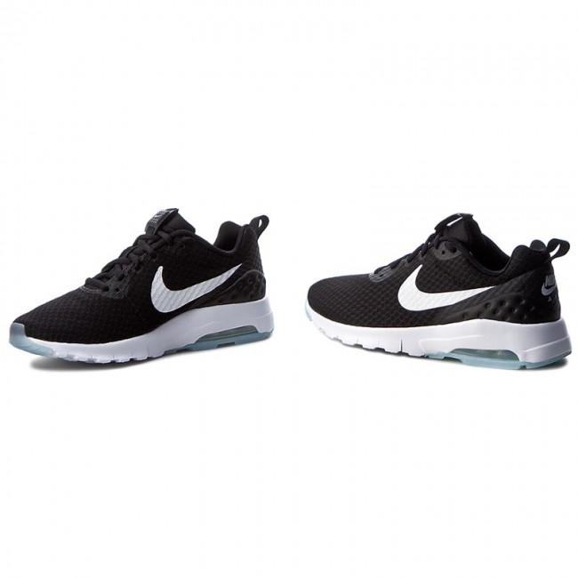 Shoes NIKE - Air Max Motion Lw 833662 011 Black White - Sneakers ... 27053c96e7a7
