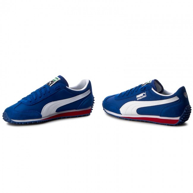 Puma - Whirlwind - WhiteDark blue Sneakers PUMA - Whirlwind Classic 351293  83 True BluePuma White ... 52898e011