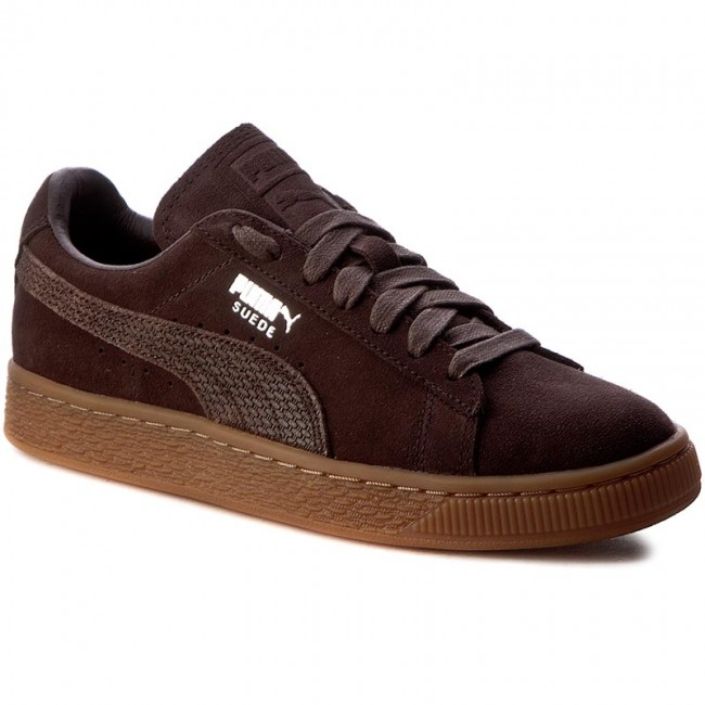 3c95630358f585 Sneakers PUMA - Suede Classic Citi 362551 01 Black Coffee - Sneakers ...