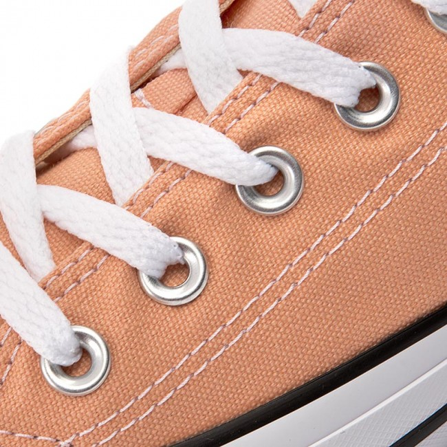 c24f0b1153ce Sneakers CONVERSE - Ctas Ox 155573C Sunset Glow - Sneakers - Low ...