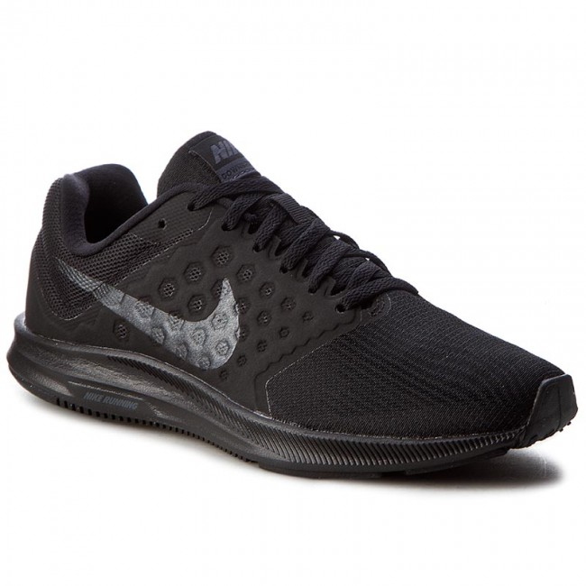 77ec5c9fd932 Shoes NIKE - Downshifter 7 852466 004 Black Mtlc Hematite Anthracite ...