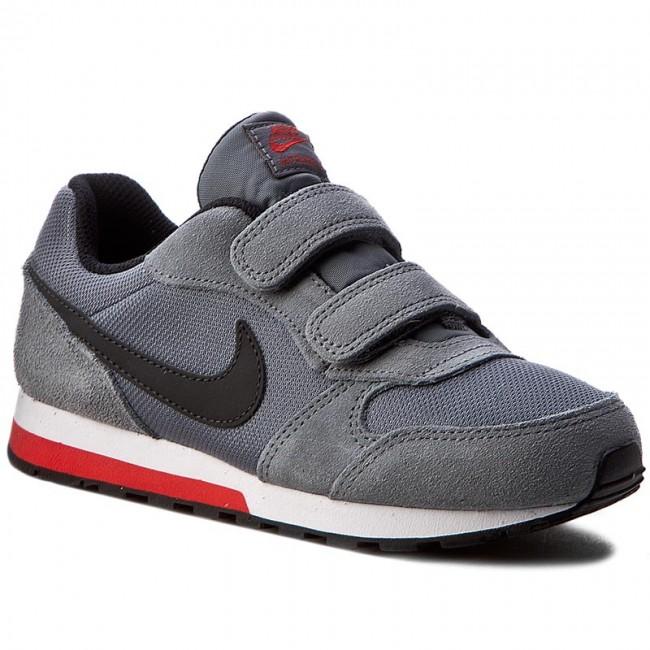 efa94d803c17a Shoes NIKE - Md Runner 2 (PSV) 807317 006 Cool Grey Black Max Orange ...