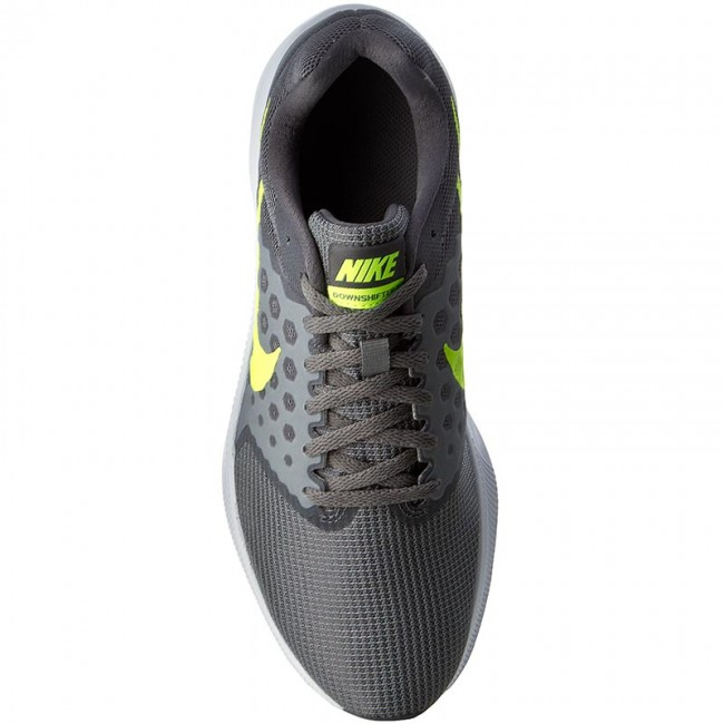 5b04771c41312 Shoes NIKE - Downshifter 7 852459 004 Cool Grey Volt Dark Grey White -  Indoor - Running shoes - Sports shoes - Men s shoes - www.efootwear.eu