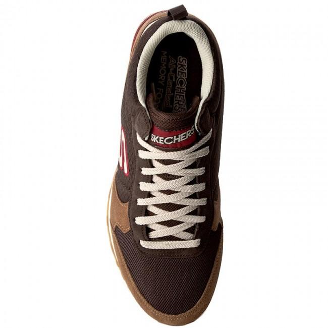 79d4b62da465 Sneakers SKECHERS - Bueller 52330 BRCT Brown Chestnut - Sneakers - Low shoes  - Men s shoes - www.efootwear.eu