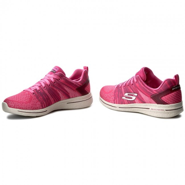 Schuhe Skechers - Burst 2.0 12651/hpk Hot Pink