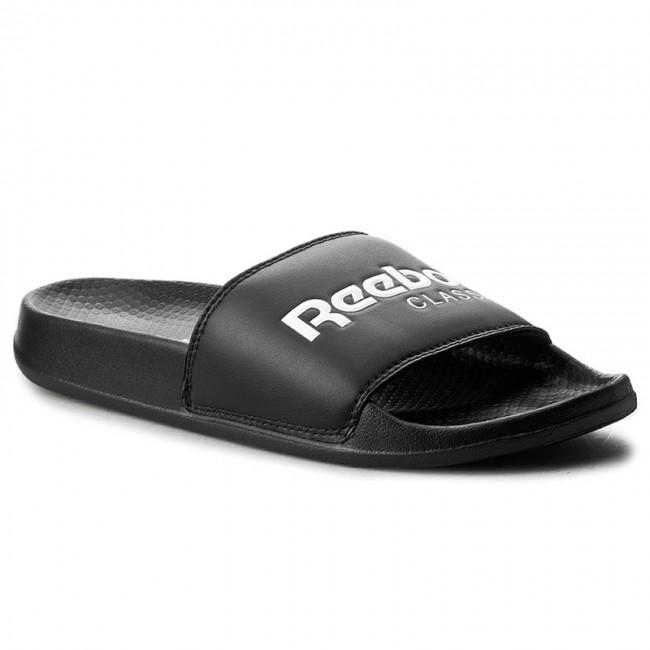 f47ddb5a2c3fd Slides Reebok - Classic Slide BS7414 Black White - Casual mules ...