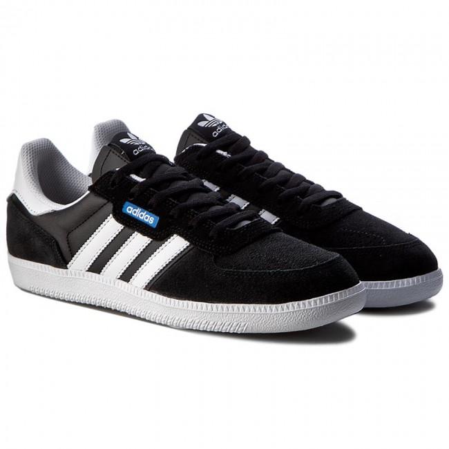 Shoes adidas - Leonero BB8530 Cblack/Ftwwht/Blubir