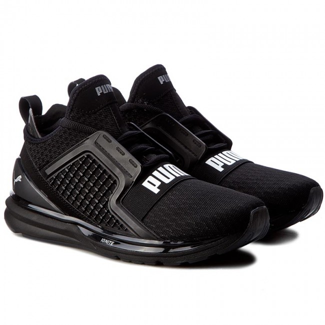 puma ignite black