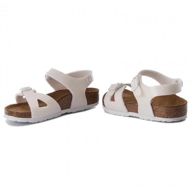 White Magic Sandals Kids Galaxy Birkenstock 0831693 Rio 80OnmNvw