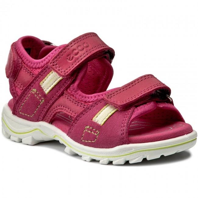 0805962c6a98 Sandals ECCO - Urban Safari Kids 73216250229 Beetroot Beetroot ...