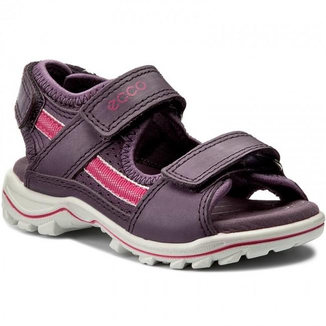 a6fb6ff8d5d9 Sandals ECCO - Urban Safari Kids 73214259345 Grape Grape - Sandals ...