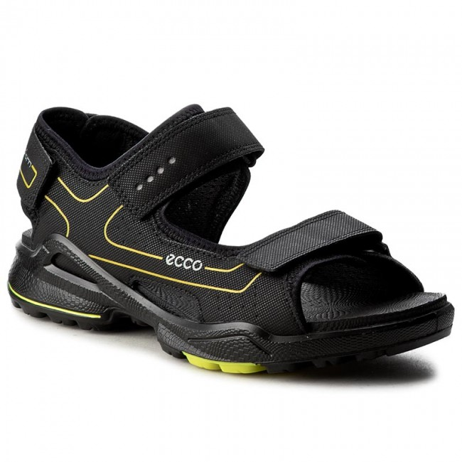 6f2103fd8841 Sandals ECCO - Biom Sandal 70359351052 Black Black - Sandals - Clogs ...