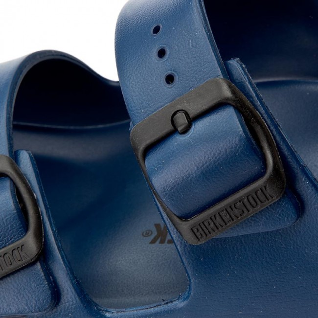 Slides BIRKENSTOCK - Arizona 0129433 Navy - Casual mules - Mules ... eabc3ea1a4b