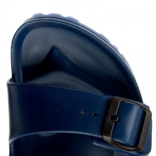 Slides BIRKENSTOCK - Arizona 0129433 Navy - Casual mules - Mules - Mules  and sandals - Women s shoes - www.efootwear.eu 1c09b8e7e3d