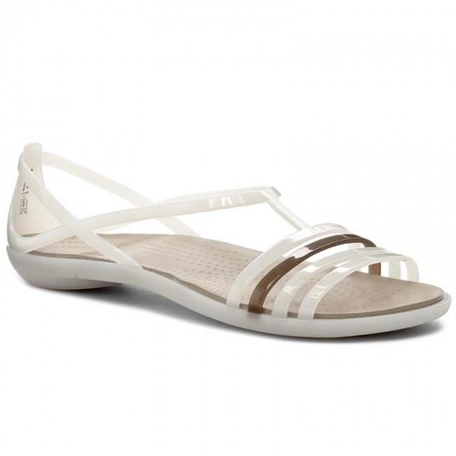 ad388a254885 Sandals CROCS - Isabella Sandal W 202465 Oyster Walnut - Casual ...
