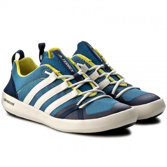 online store 59de6 c1dcb Shoes adidas - Terrex CC Boat BB1908 Corblu/Cwhit/Corblu