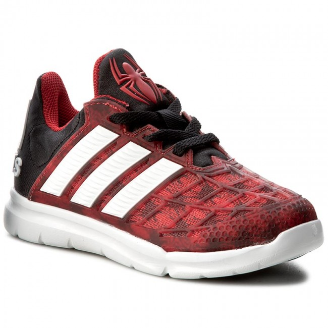 Shoes adidas - Marvel Spider-Man K BA9408 Red