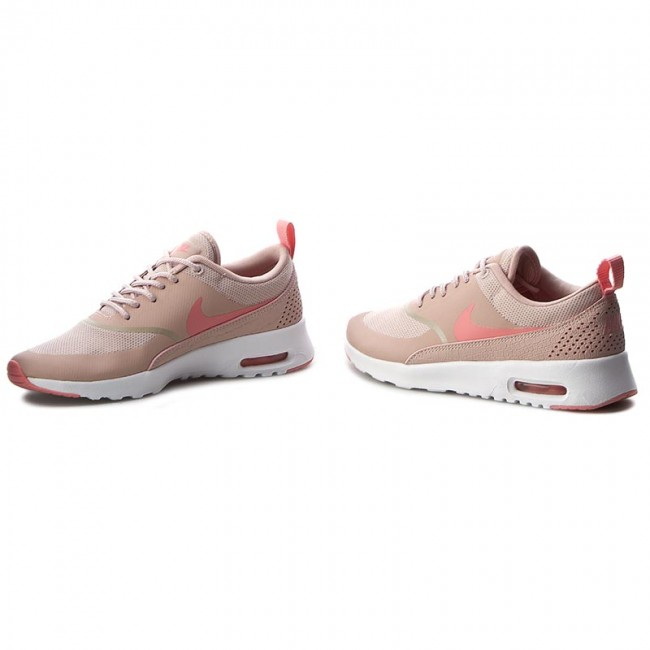 low priced f8f14 1bc1e Shoes NIKE - Air Max Thea 599409 610 Pink Oxford Bright Melon White
