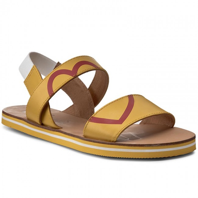 FOOTWEAR - Sandals Giallo Cheap Sale From China c6tHyIJiy