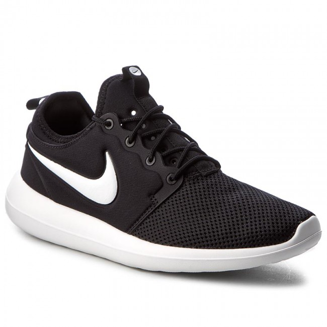 NIKE MEN ROSHE TWO SHOE BLACK 844656-004
