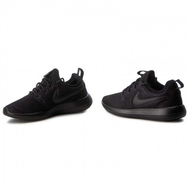 competitive price a0090 f5e50 Shoes NIKE - W Nike Roshe Two 844931 004 Black Black