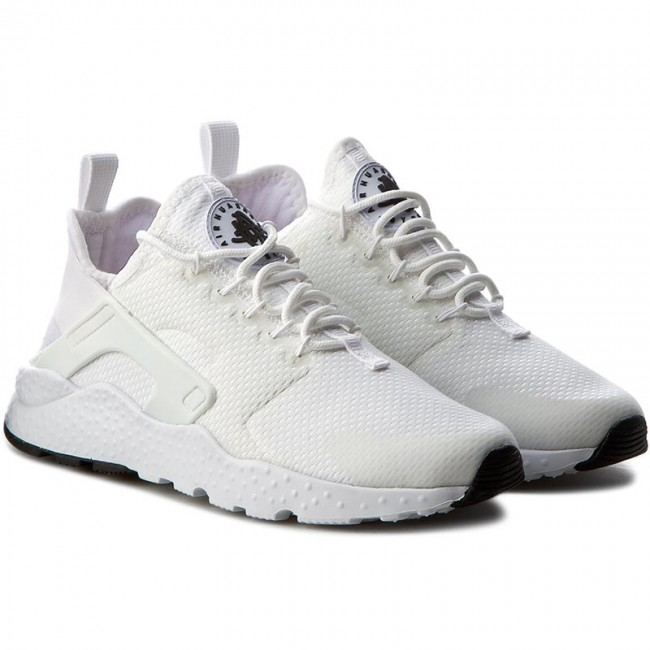 896cf74c23a2 Shoes NIKE. W Air Huarache Run Ultra 819151 102 White White White Black