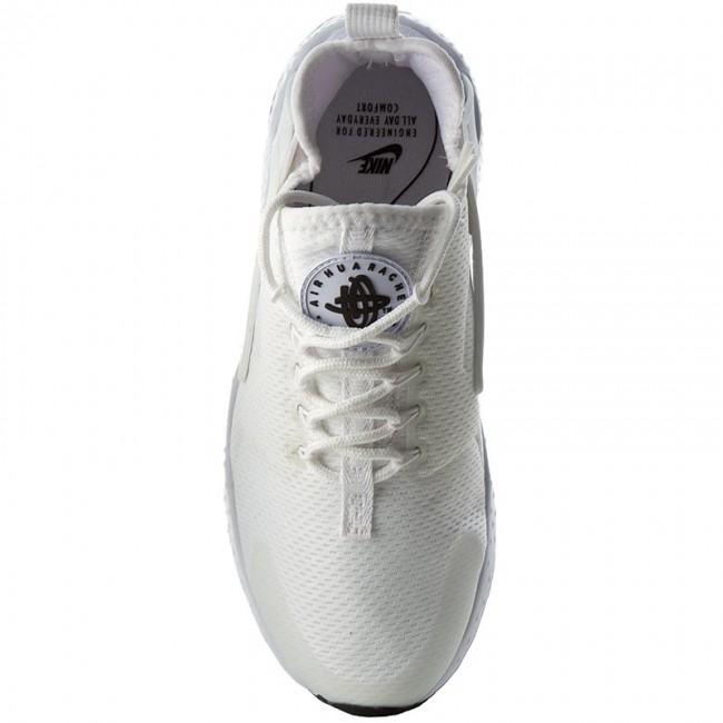 Shoes NIKE W Air Huarache Run Ultra 819151 102 WhiteWhiteWhiteBlack