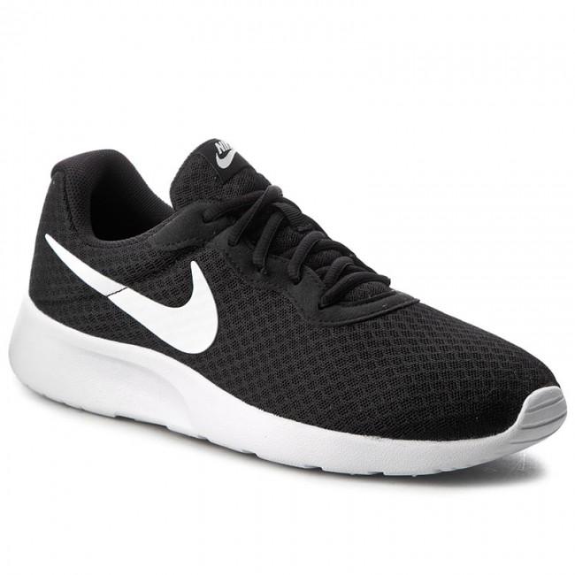 373626de4 Shoes NIKE - Tanjun 812654 011 Black/White - Sneakers - Low shoes ...