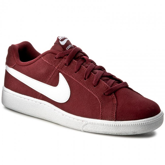 24068c90d321 Shoes NIKE - Court Royale Suede 819802 600 Team Red White - Sneakers ...