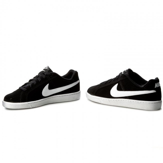 f466c965f Shoes NIKE - Court Royale Suede 819802 011 Black/White - Sneakers ...