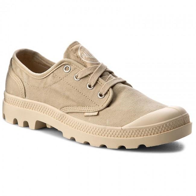 Hiking Boots PALLADIUM - Pampa Oxford 02351-238-M Sahara/Ecru