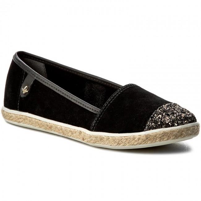 Espadrilles CRAVO CANELA  1424122 Preto  Espadrilles  Low shoes  Womens shoes       0000199470905