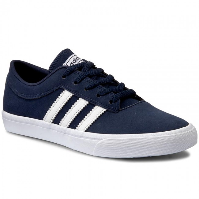 scarpe adidas sellwood bb8699 conavy / ftwwht / ftwwht scarpe basse