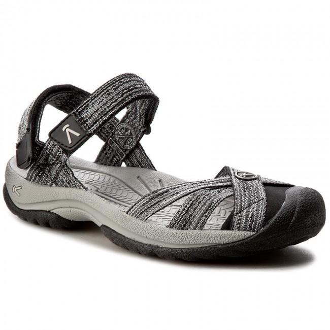 Sandals KEEN - Bali Strap 1016806 Neutral Gray/Black